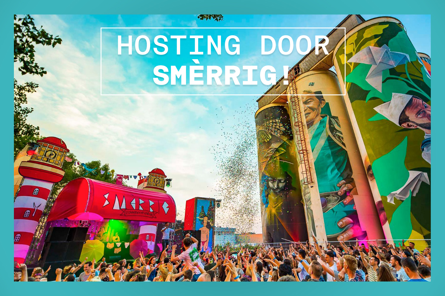 Hosting door SMERRIG!